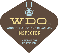 InterNACHI Certified Wood Destroying Organism Inspector
